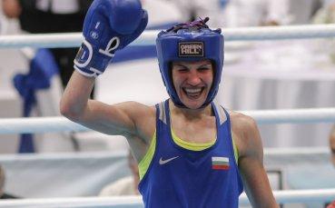Станимира Петрова стигна полуфиналите на Странджа