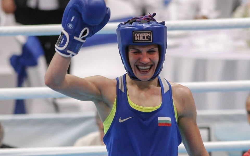 Станимира Петрова също с медал от боксовия турнир в Минск,