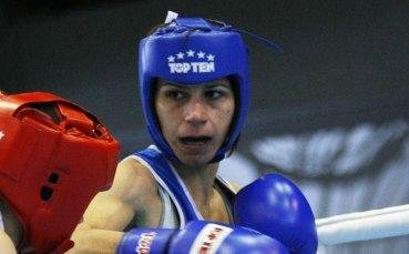 Габи Димитрова с най-малко бронзов медал от Минск