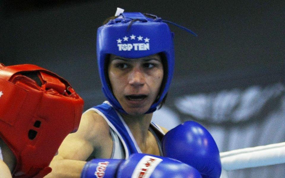Българката Габриела Димитрова си осигури медал от боксовия турнир на