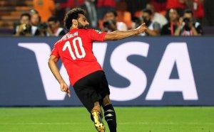 Салах води Египет напред в турнира за Купата на Африка