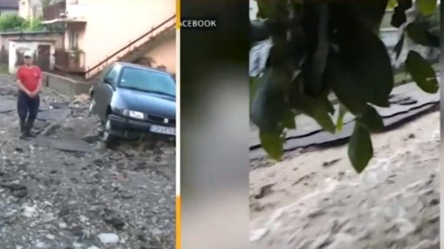 Бедствено положение в Котел (СНИМКИ)