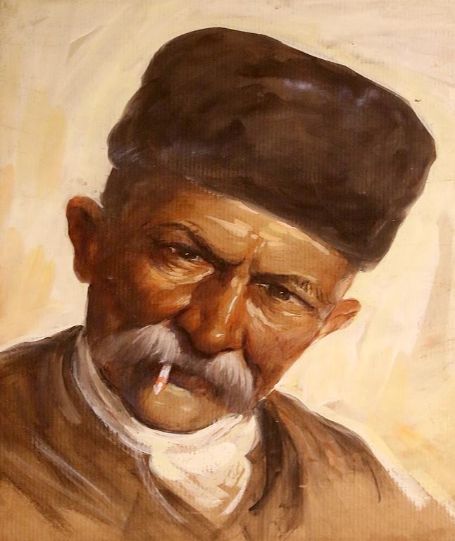 Димитър Куманов Селянин 1938г.