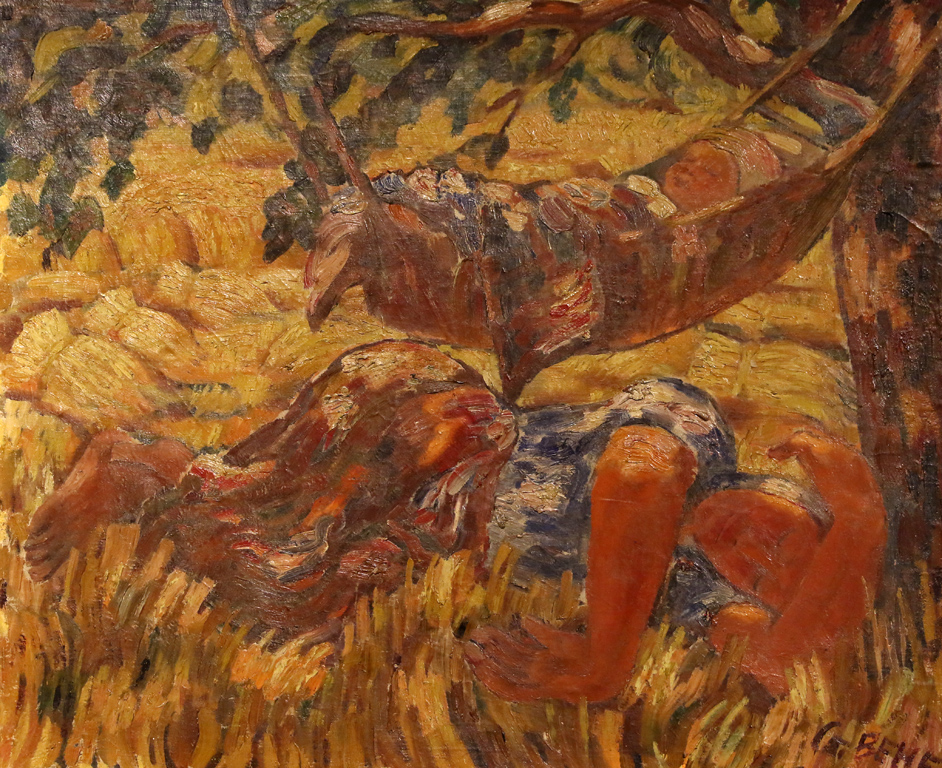 Стоян Венев Почивка 1930г.