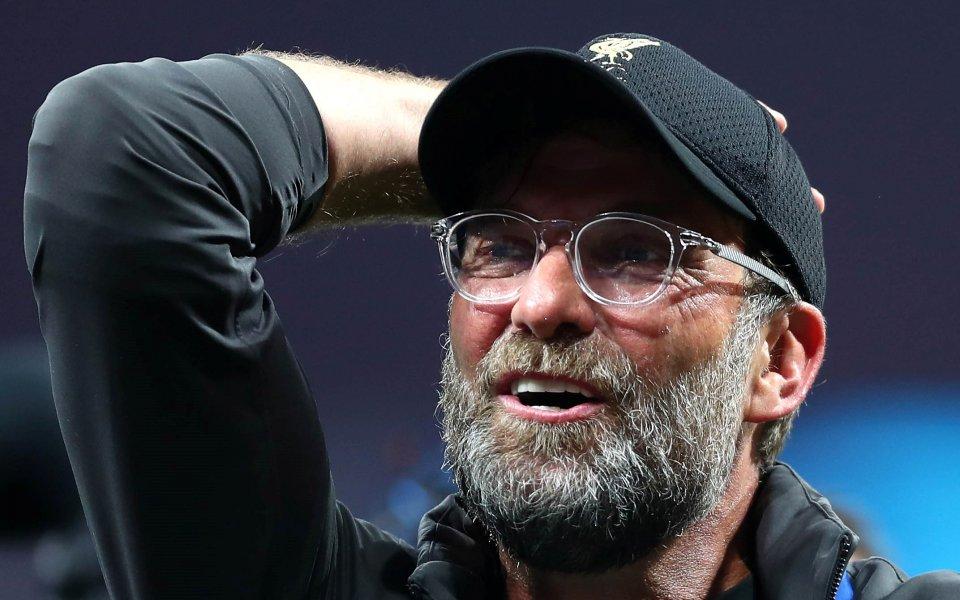 Ливърпул преговаря с Клоп за нов договор
