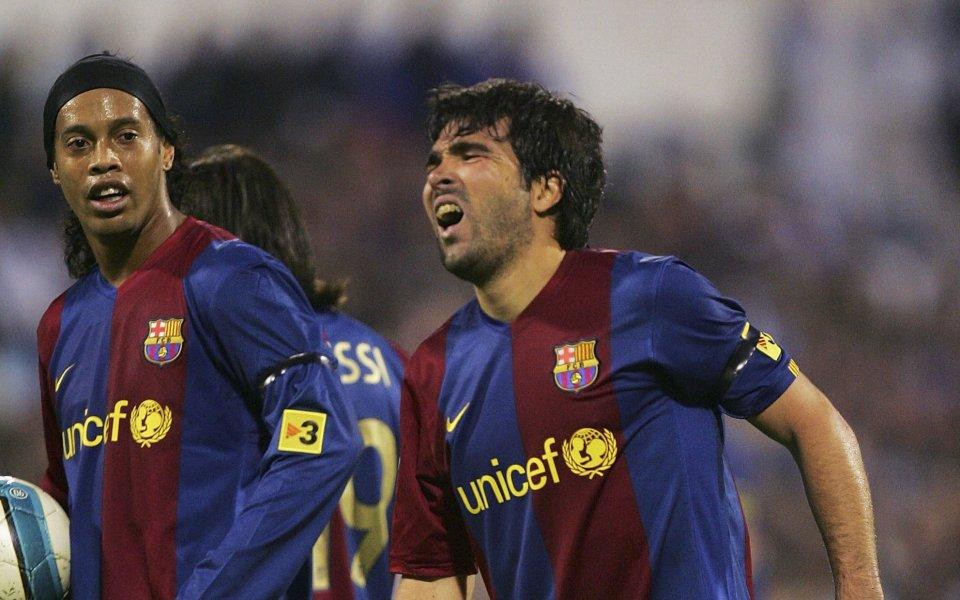 Бившият футболист на Барселона Александър Хлеб направи доста интересни разкрития