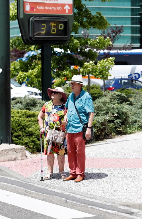 В Испания прогнозират 42 градуса на сянка в поне 4 провинции. Обявена е тревога заради повишен риск от горски пожари.