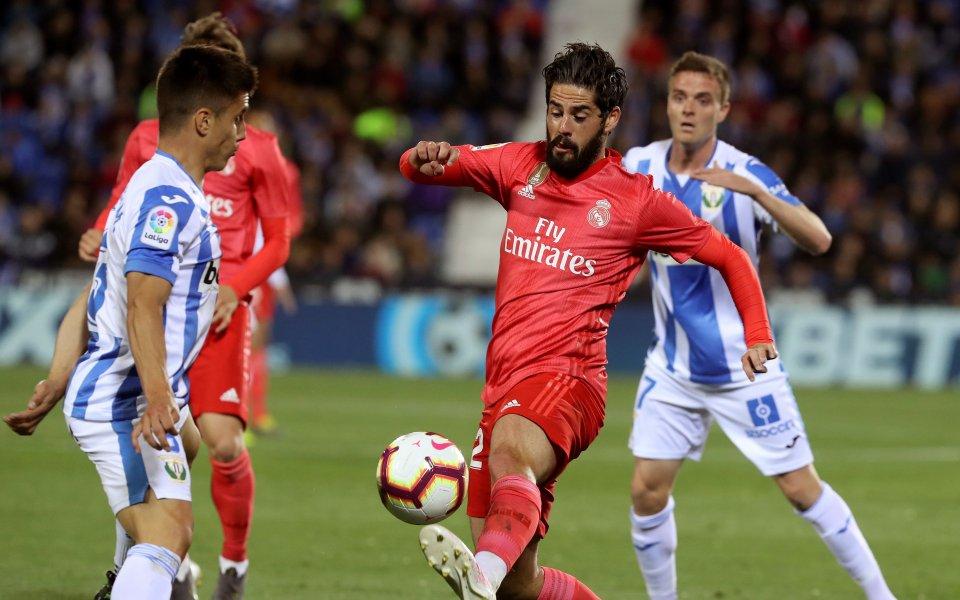 Осма контузия в Реал Мадрид