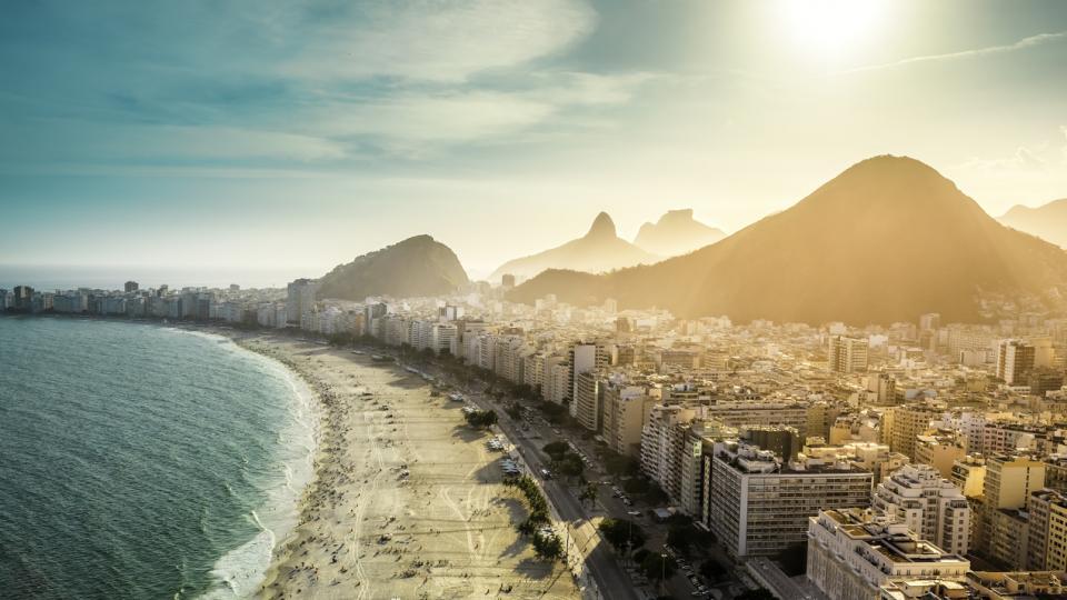 Бразилия плаж