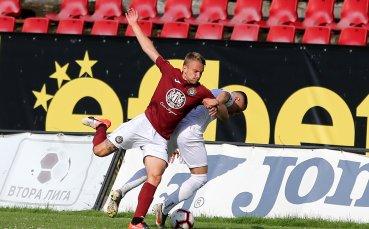 Екшън с 6 гола на Нефтохимик - Локомотив Сф