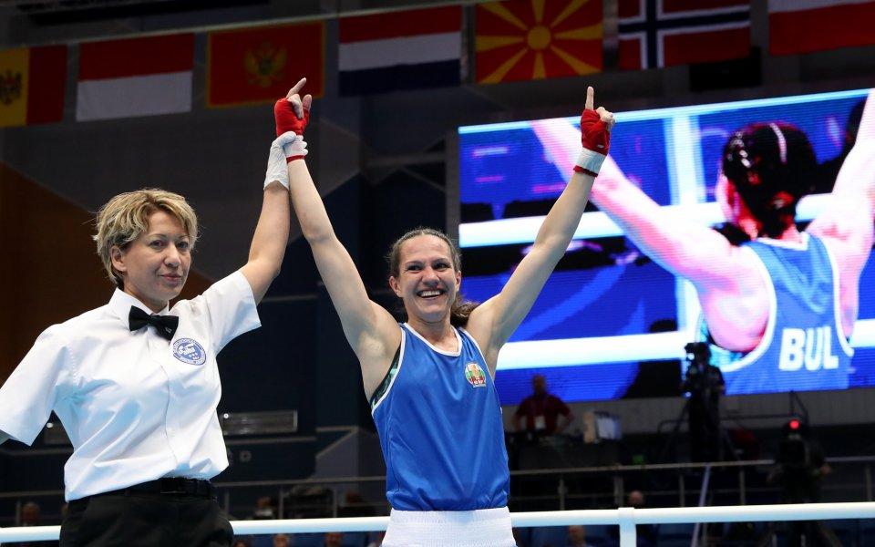 Станимира Петрова с убедителна победа на Купа