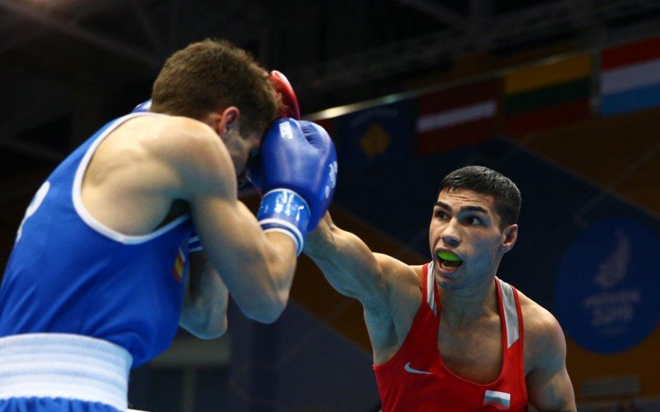 Даниел Асенов: Представих се слабо, но новата категория все още ми е чужда