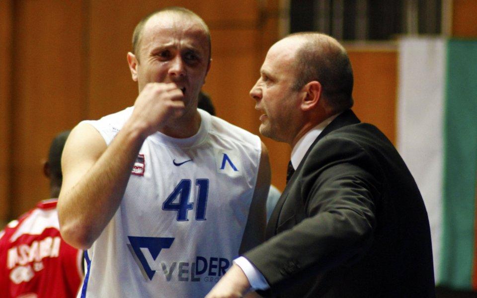 Бивш гард на Левски става старши треньор на Борац Чачак