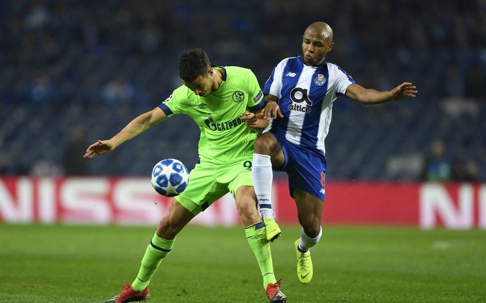 Арсенал води преговори с атакуващия полузащитник на Порто Ясин Брахими.