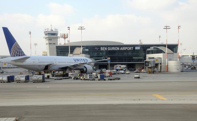 Извънредно положение заради наш самолет в Израел