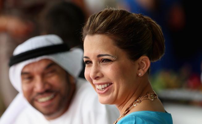 Нова развръзка с избягалата арабска принцеса