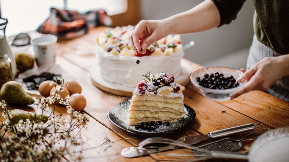 Как се прави блат за торта (ръководство за начинаещи)