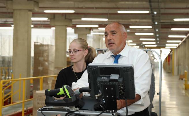 Борисов: Сивата икономика намалява,