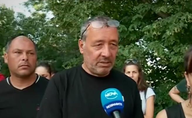 Искат кметът да признае за убийство на пътя, протест в Костинброд
