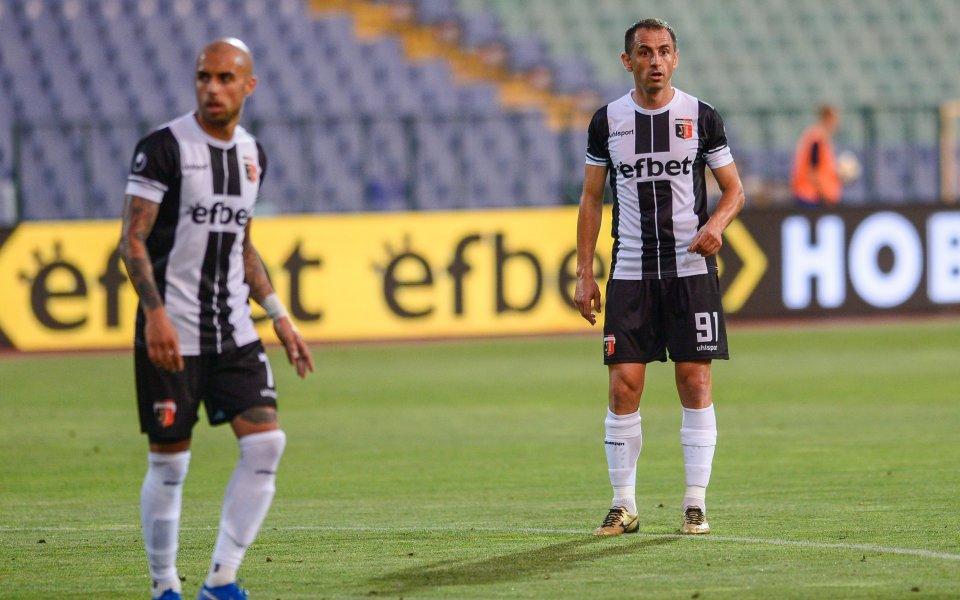 Локомотив Пловдив победис 4:1Ботев Враца вмачот 3-ия кръг на efbet