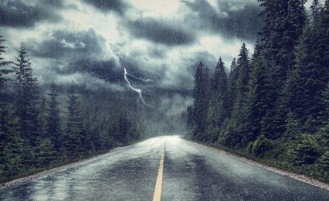 Бурите и градушките се завръщат