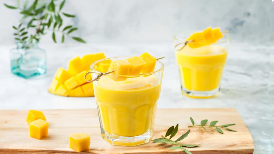Коктейл от манго