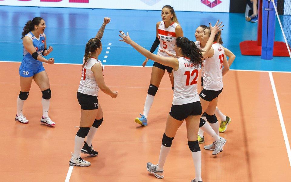 Турция надви Италия и е на полуфиналите в Лигата на нациите