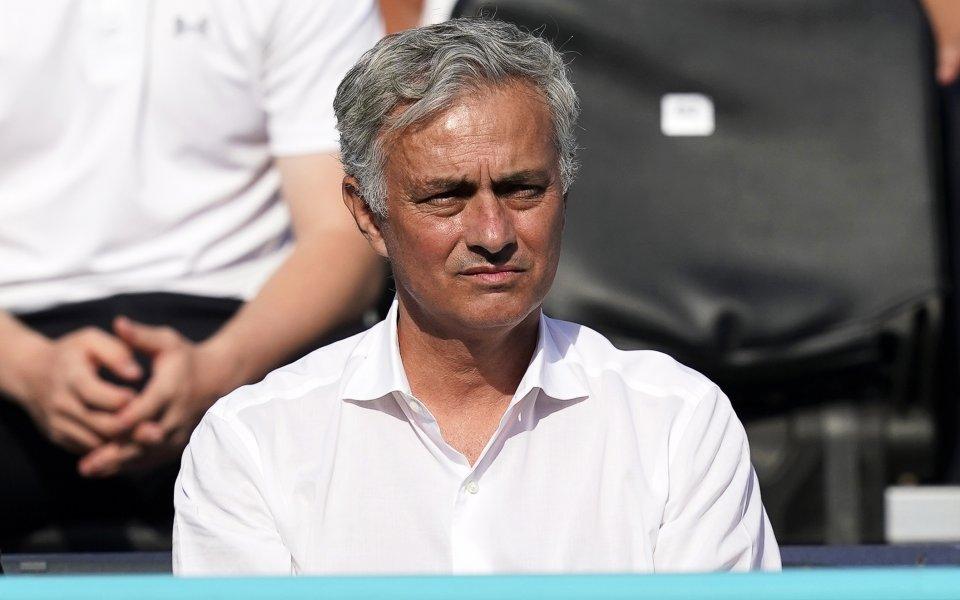 Жозе Моуриньо призна, че футболните качества на Рафаел Надал са