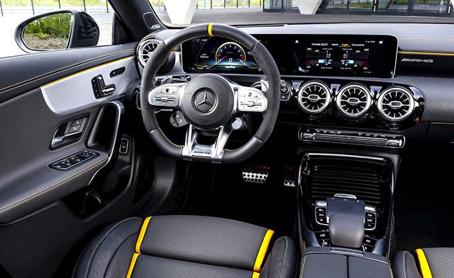 Mercedes-AMG CLA 45 S