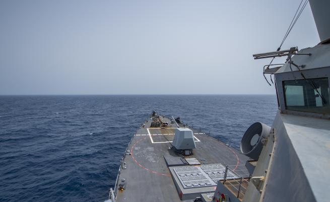 Взривоопасна ситуация в Черно море между Русия и НАТО