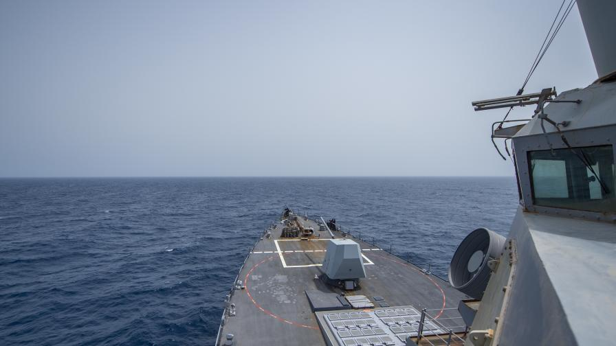 <p>Взривоопасна ситуация в Черно море между Русия и НАТО</p>