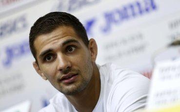 Ивайло Иванов е на 1/2-финал на Европейското