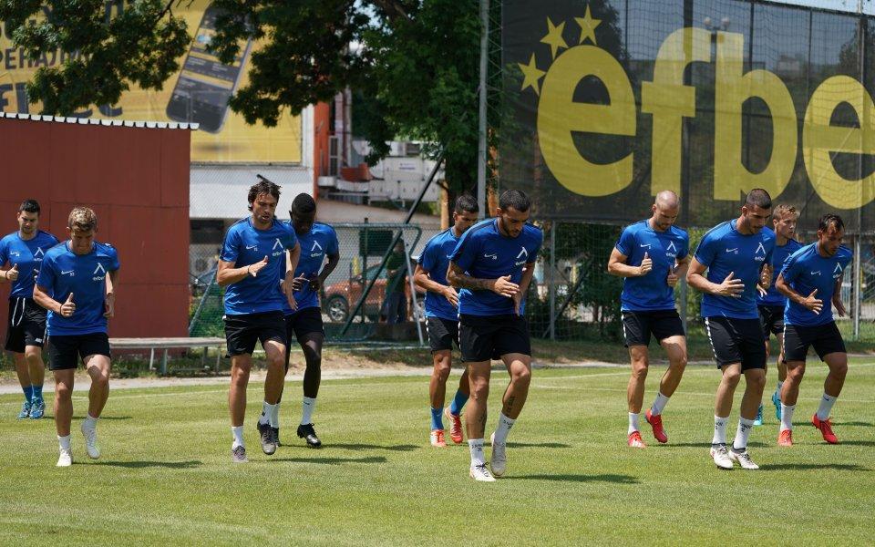Левски обяви кога ще представи новите екипи