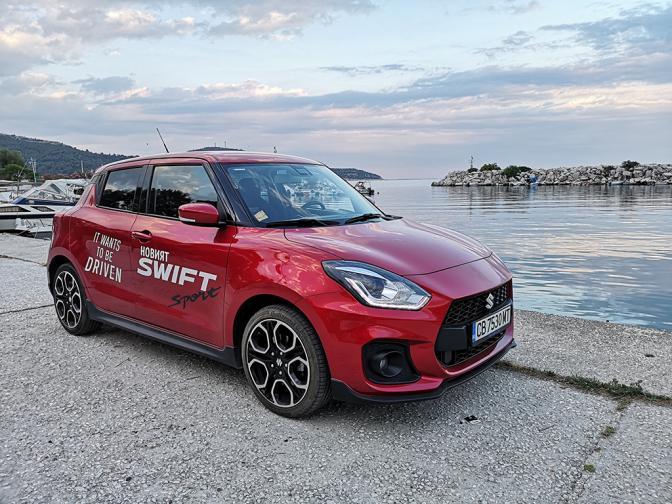 Suzuki Swift Sport галерия