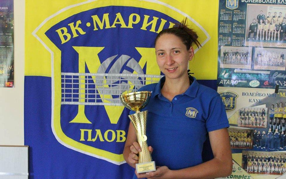 Кристина Якимова: Станахме категорично шампиони при 12 и 13-годишните