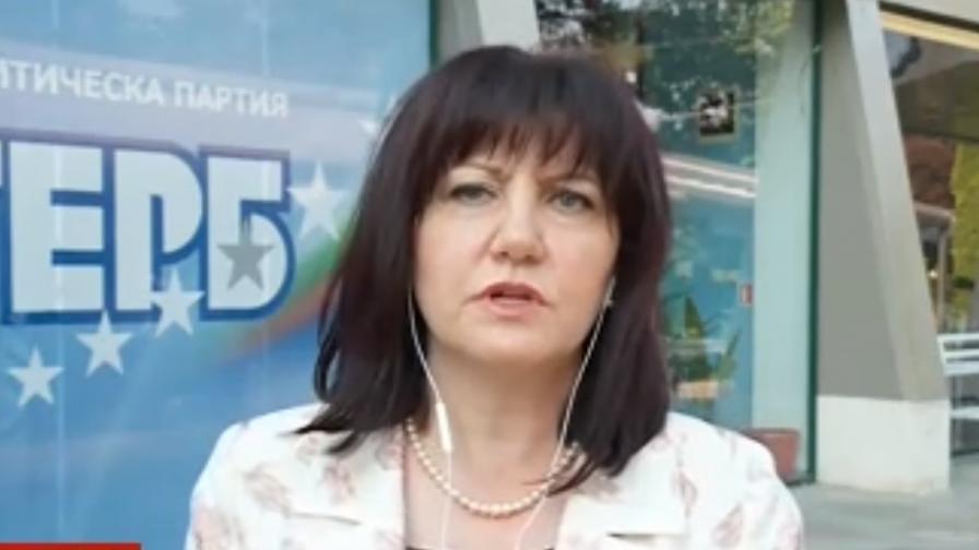 Караянчева за оставката на Цветанов: Да гледаме напред