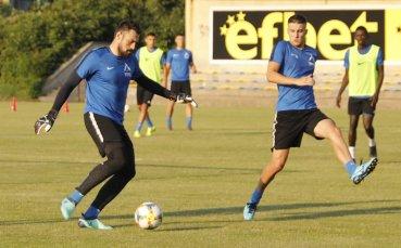 Молдовци решават съдбата на Левски в Лига Европа
