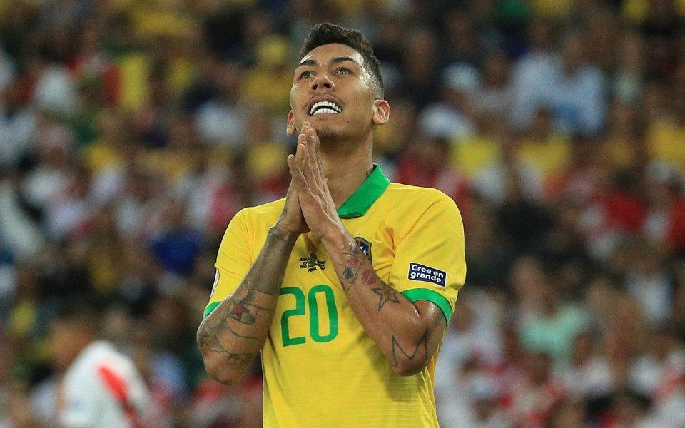 Фирмино и Алисон пращали съобщения на Клоп от бразилската фиеста