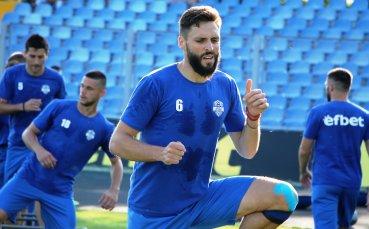 Голът на Ради Василев е номер 1 за 9-ия кръг в efbet Лига