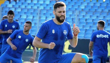 Радослав Василев: Радвам се, че отбелязвам