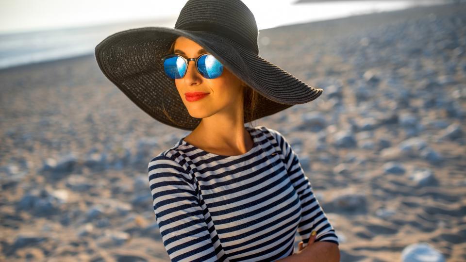 Стилни на плажа – 10 завършени аутфита
