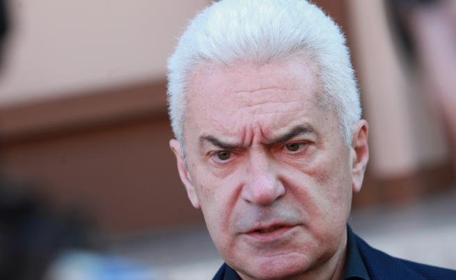 Волен Сидеров вече не е председател на ПГ на ОП