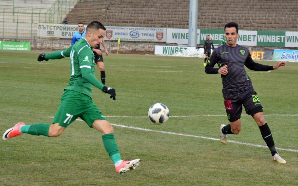 Ботев Враца иска футболист на Славия