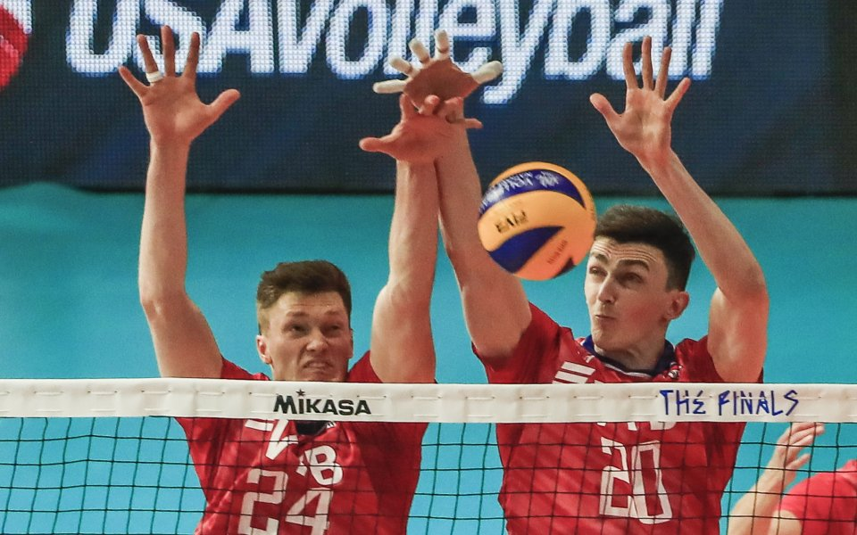 Русия, САЩ и Полша са на полуфиналите в Лигата на нациите