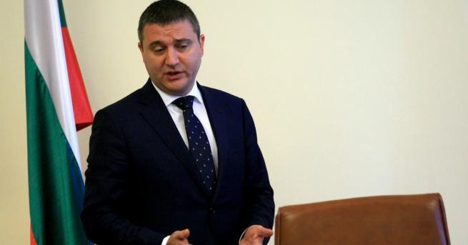 България Владислав Горанов: Имаме пари за F-16 Финансовият министър подчерта,