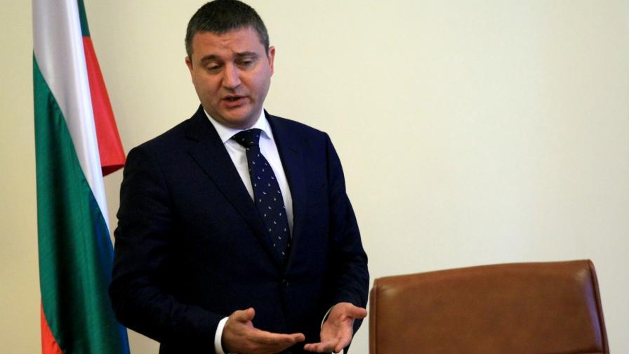 Владислав Горанов: Имаме пари за F-16