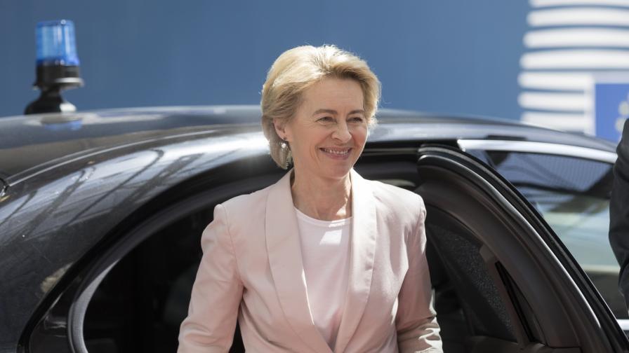<p>Коя е жената с шанс за първи път да оглави Европейската комисия</p>