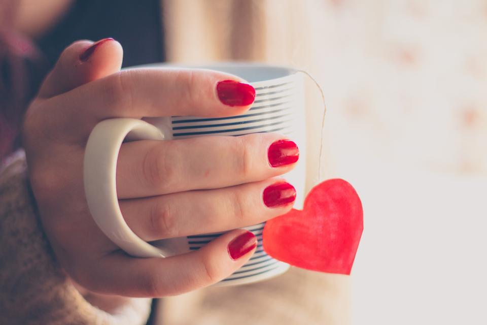чай любов двойка
