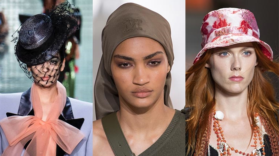 Фешън революцията на летните шапки