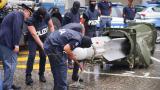 Италианската полиция конфискува ракета въздух-въздух